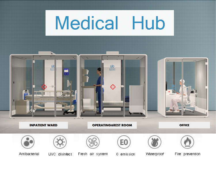 MEDICAL BOOTHS