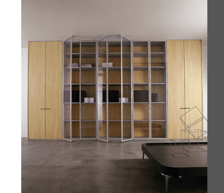 PARTITIONING CUPBOARDS