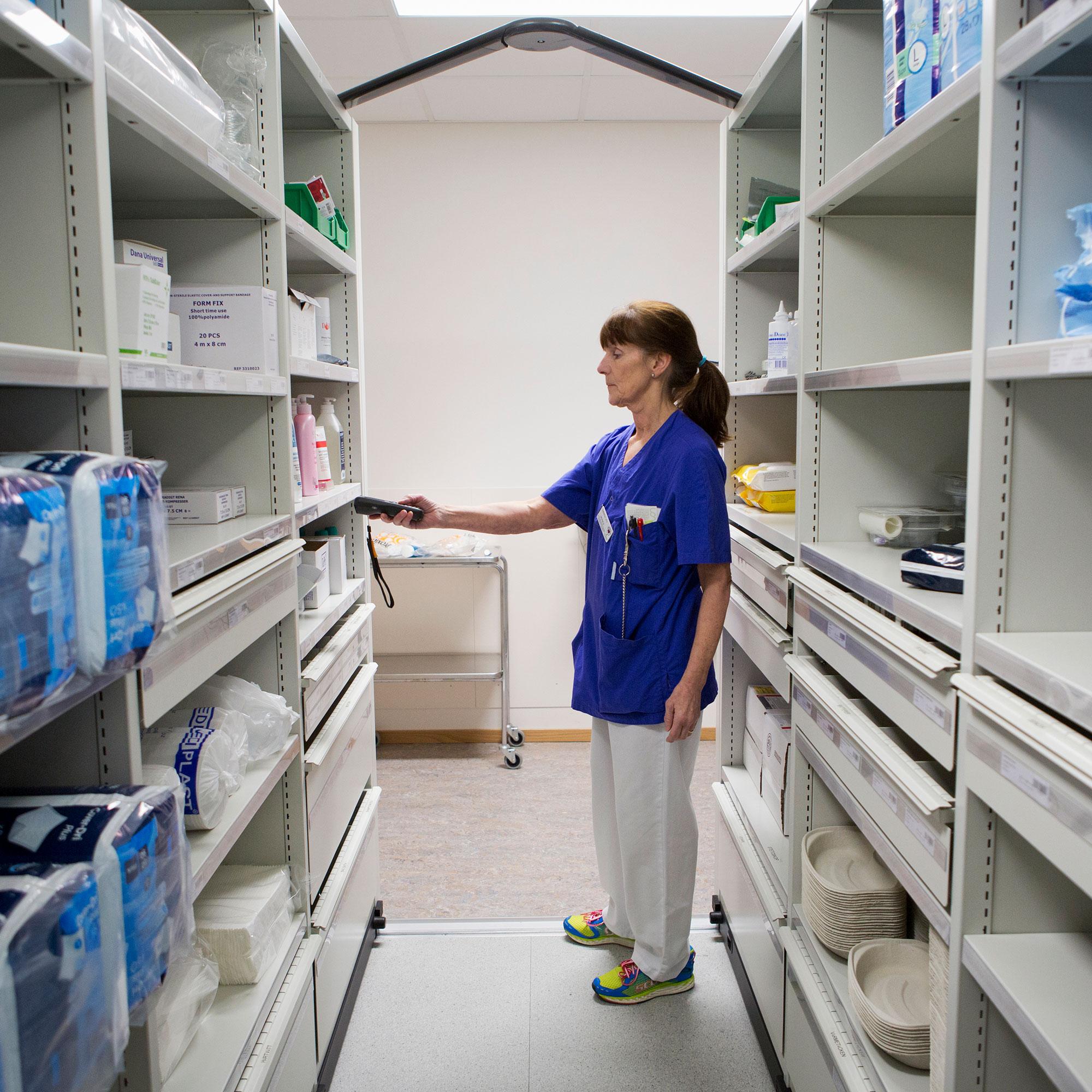 Health Care Storage Solution