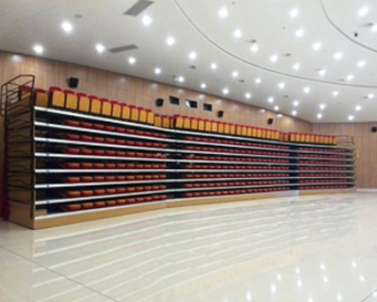 Retractable Bleachers