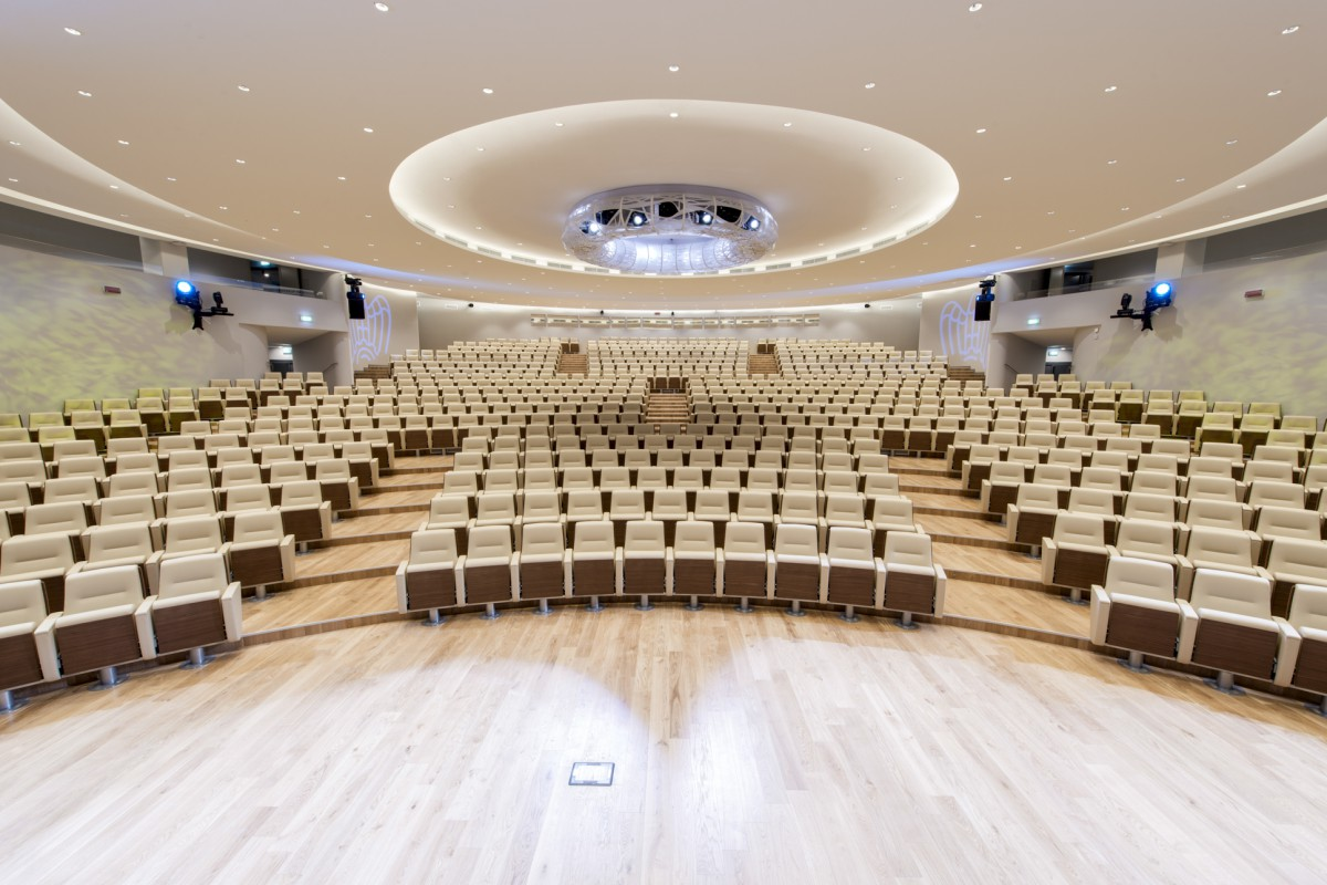 Cinema-Theater Seating