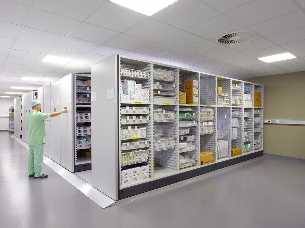 Health Care-Storage solutions