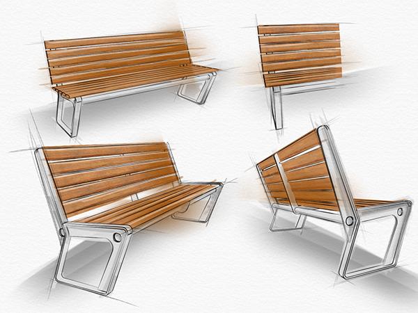 urban furniture designs. Metal Furniture · Urban Designs G